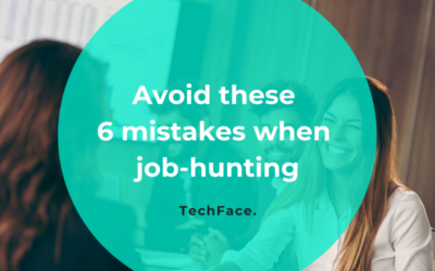 Avoid these 6 mistakes when job-hunting