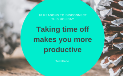 Ten reasons to disconnect this holiday