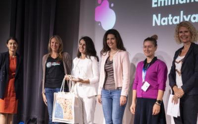 Hidden Figures Award in the Newspaper Handelszeitung