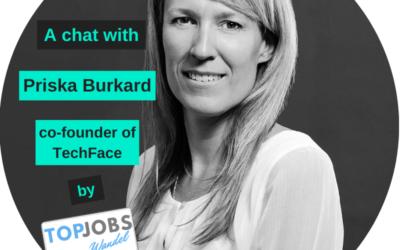 Podcast Topjobs im Wandel – Priska Burkard im Gespräch mit Christoph Stelzhammer