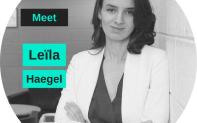 Tech Inspired with Leïla Haegel