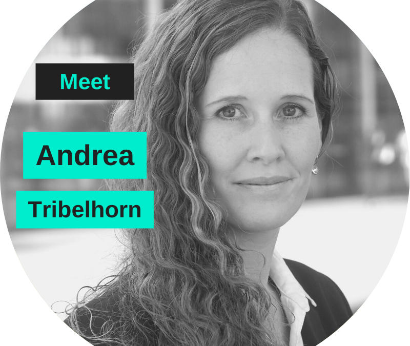Tech Inspired with Andrea Tribelhorn