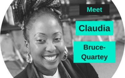 Tech Inspired with Claudia Bruce-Quartey